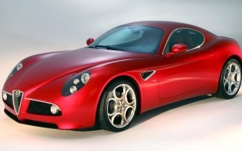 Vehicles - Alfa Romeo 8C Competizione Wallpapers and Backgrounds ID : 482767