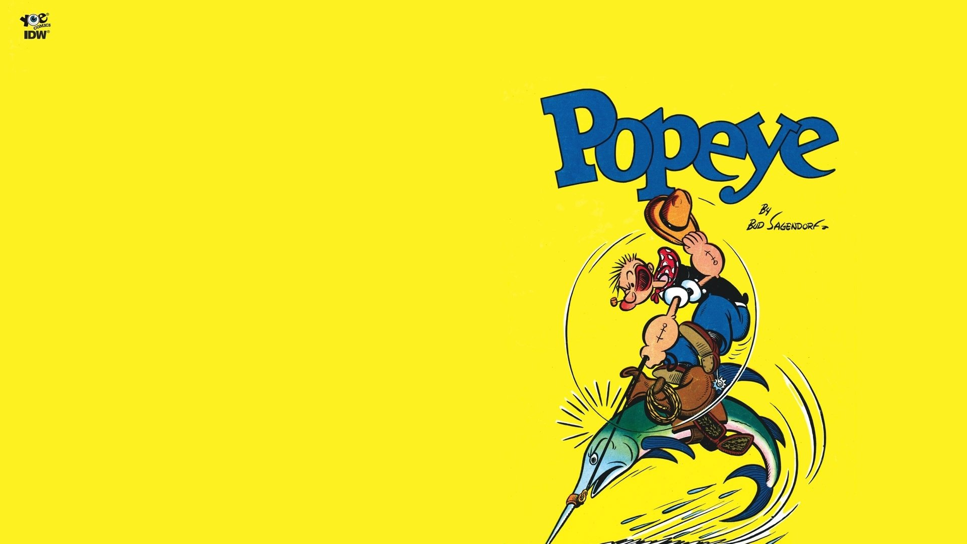 12 Popeye HD Wallpapers