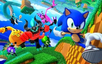 Video Game - Sonic Lost World Wallpapers and Backgrounds ID : 483009