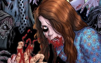 Comics - Night Of The Living Dead Wallpapers and Backgrounds ID : 483103