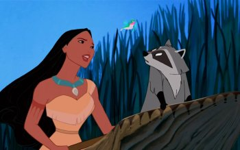 Cartoon - Pocahontas Wallpapers and Backgrounds ID : 484299