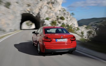 Voertuigen - 2014 BMW 2 Series Coupe Wallpapers and Backgrounds ID : 484342