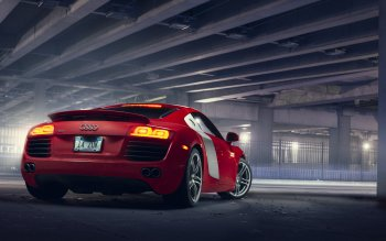 Vehicles - Audi R8 Wallpapers and Backgrounds ID : 484426
