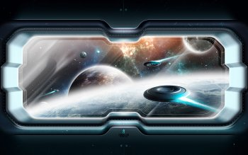 Sci Fi - Spaceship Wallpapers and Backgrounds