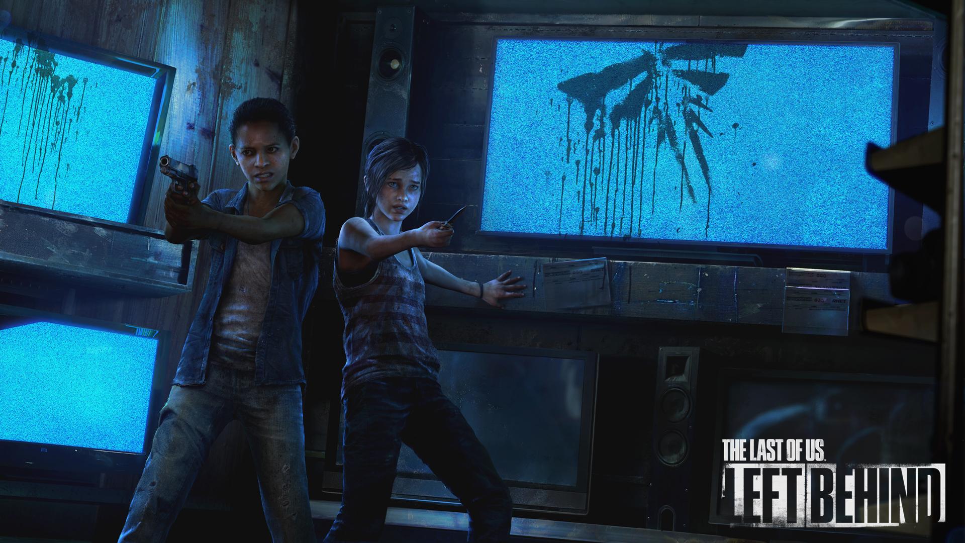 210 The Last Of Us Papéis De Parede Hd: The Last Of Us - Left Behind Papel De Parede HD