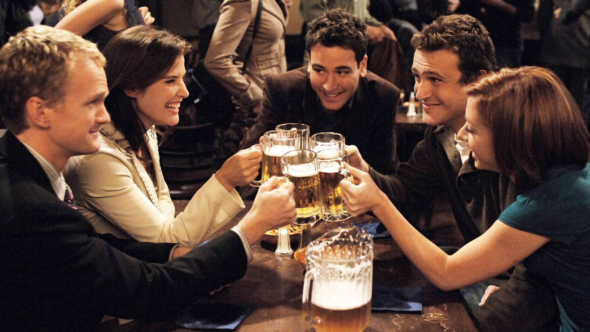 How I Met Your Mother Hd Wallpaper Background Image 1920x1080