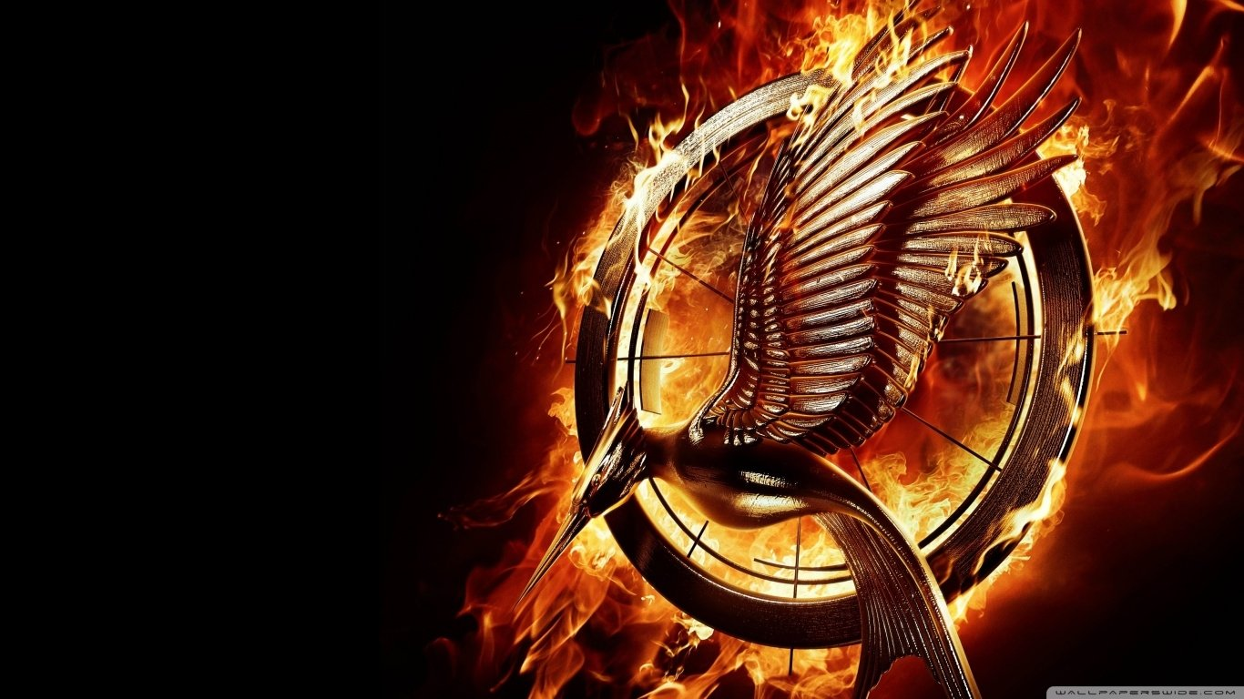 Movie - The Hunger Games: Catching Fire  The Hunger Games Wallpaper