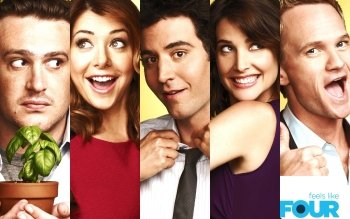 TV Show - How I Met Your Mother Wallpapers and Backgrounds ID : 485322