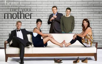 TV Show - How I Met Your Mother Wallpapers and Backgrounds ID : 485337