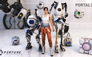 Video Game - Portal 2 Wallpapers and Backgrounds ID : 485506