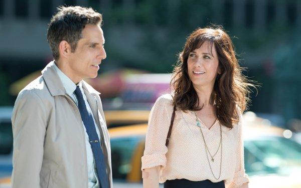 Movie The Secret Life of Walter Mitty Ben Stiller Walter Mitty Kristen Wiig Cheryl Melhoff HD Wallpaper | Background Image