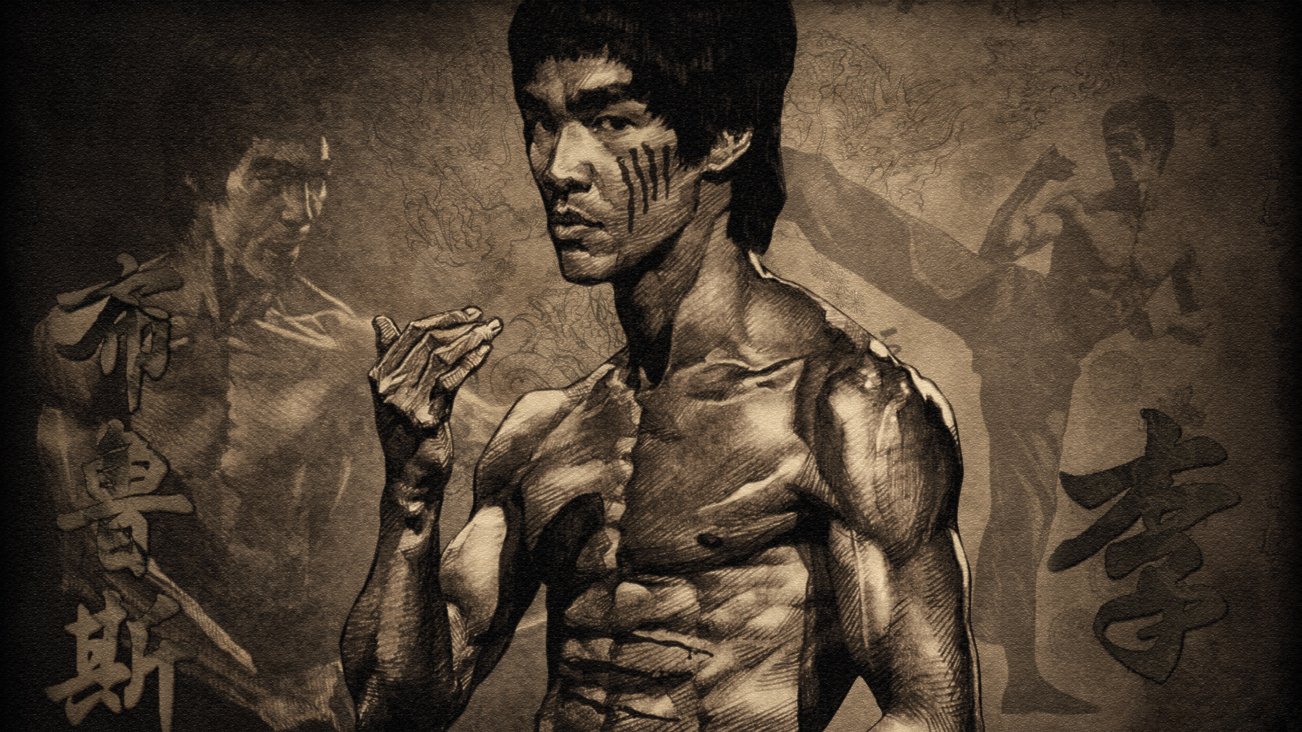 47 Bruce Lee HD Wallpapers