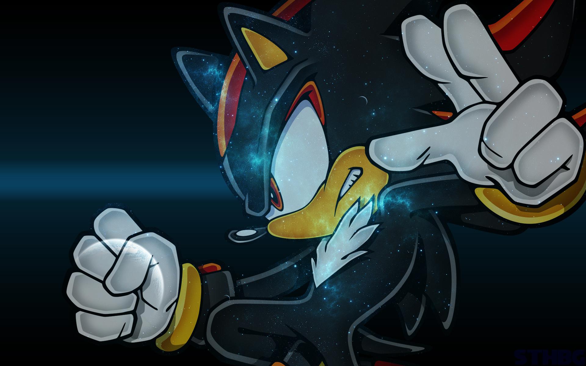 Shadow The Hedgehog Fondo De Pantalla Hd Fondo De
