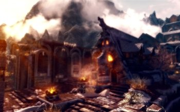 Video Game - Skyrim Wallpapers and Backgrounds ID : 486022