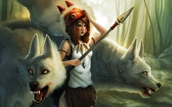 Movie - Princess Mononoke Wallpapers and Backgrounds ID : 486533