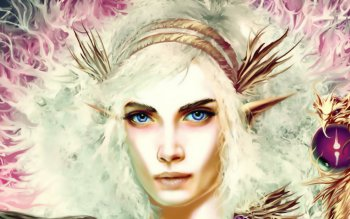 Fantasy - Elf Wallpapers and Backgrounds ID : 486553