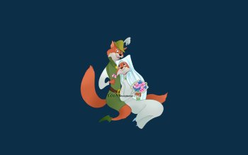 Cartoon - Robin Hood Wallpapers and Backgrounds ID : 486578