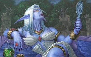 Компьютерная игра - World Of Warcraft Wallpapers and Backgrounds ID : 486664