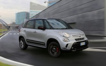 Vehicles - Fiat 500l Beats Edition Wallpapers and Backgrounds ID : 486747