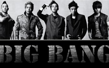 Music - Big Bang Wallpapers and Backgrounds ID : 486935