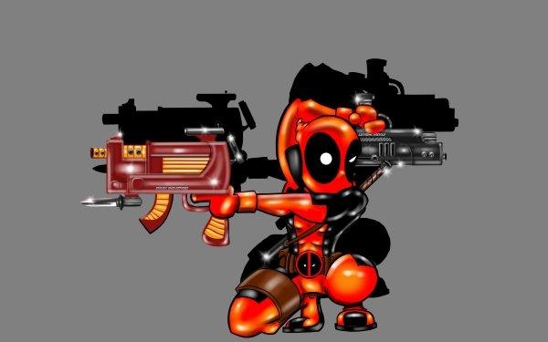 Comics Deadpool HD Wallpaper | Background Image