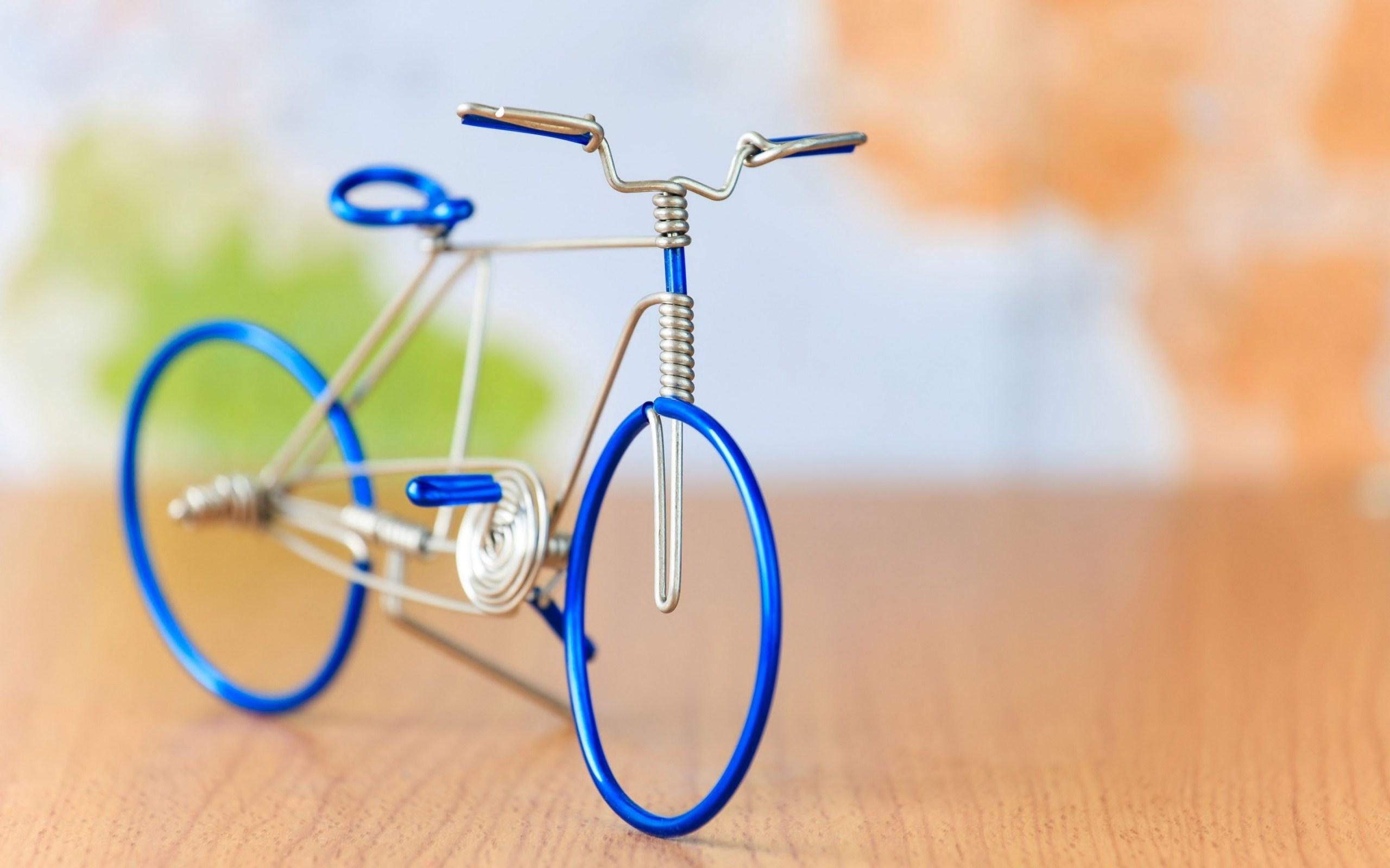 Игрушка велосипед своими руками