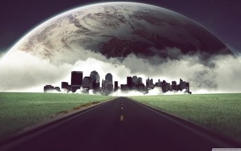 Sci Fi - City Wallpapers and Backgrounds ID : 487171