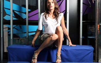 Celebrity - Elisabetta Canalis Wallpapers and Backgrounds ID : 487933