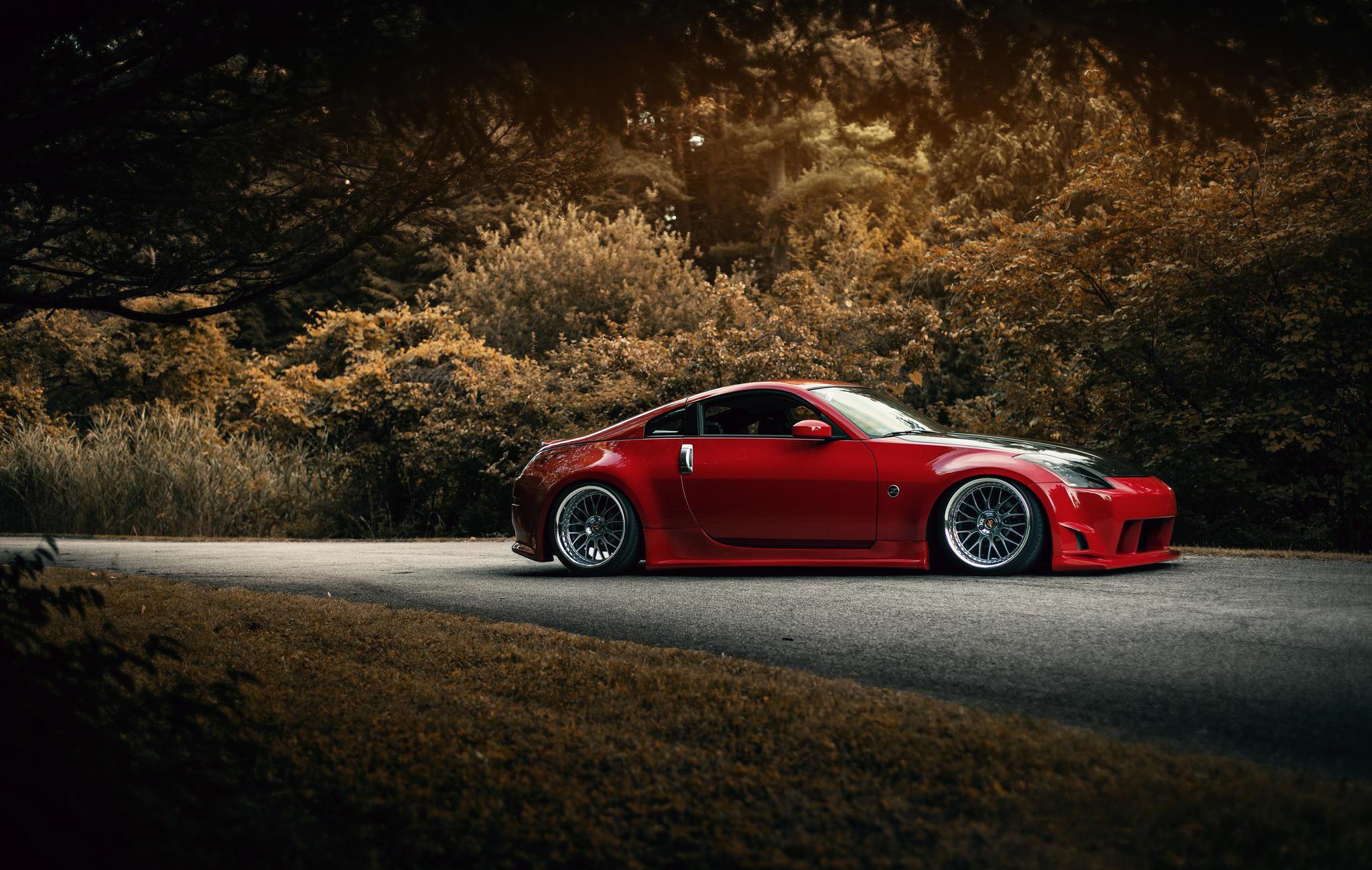 Fondos De Vehiculos: Nissan 350z Fondos De Pantalla, Fondos De Escritorio