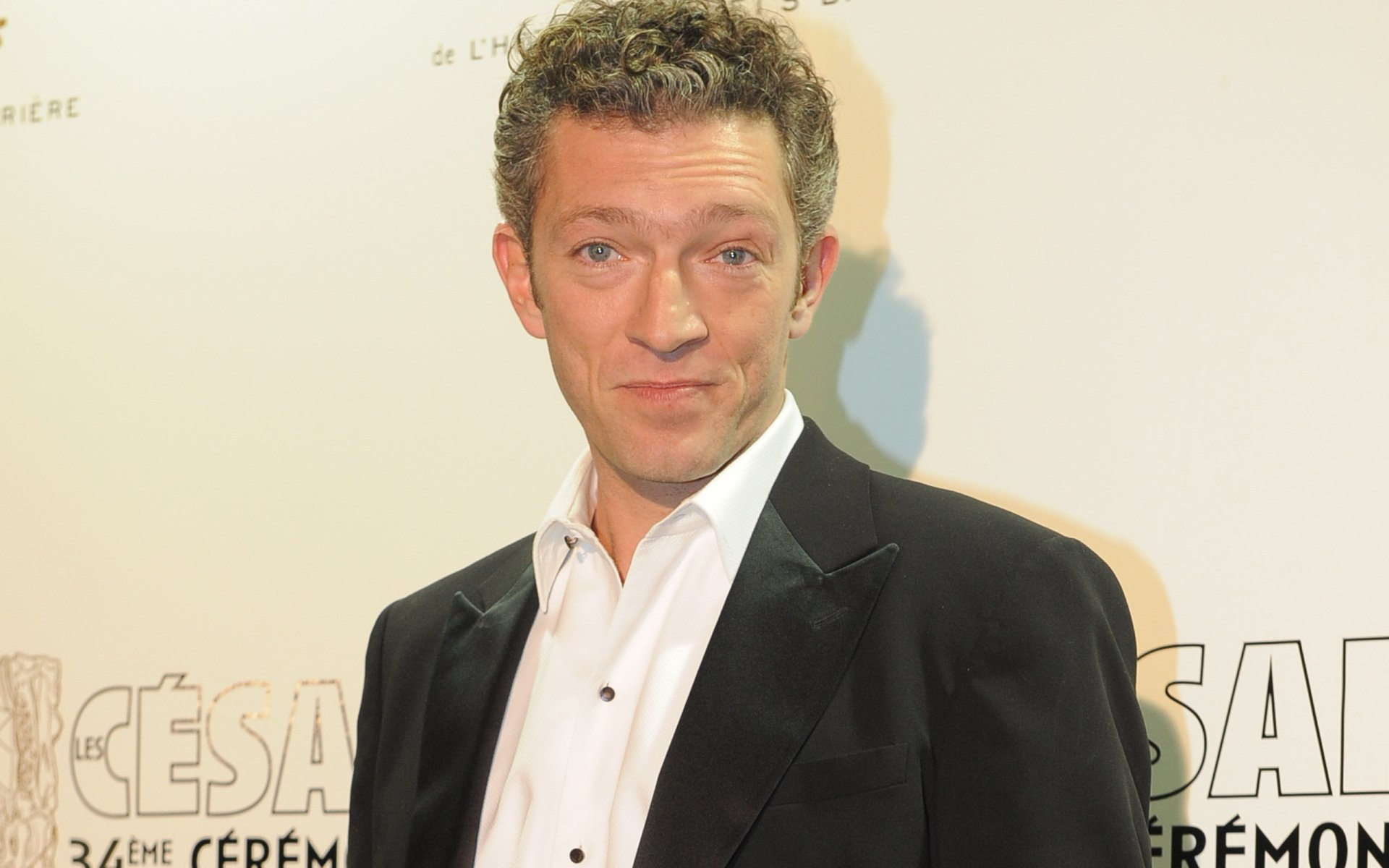 Celebrity - Vincent Cassel  French Actor Wallpaper