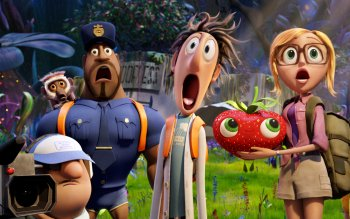 Films - Cloudy With A Chance Of Meatballs 2 Wallpapers and Backgrounds ID : 488724
