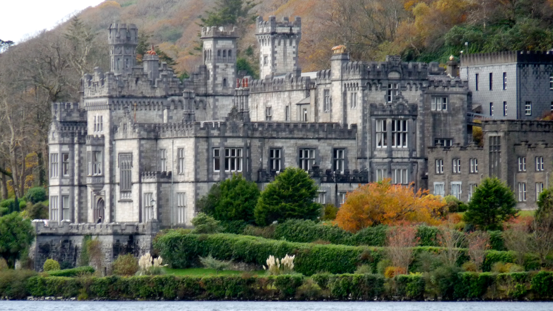 Religious - Kylemore Abbey  Wallpaper