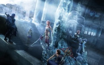 Video Game - Final Fantasy XIII-2 Wallpapers and Backgrounds ID : 489627