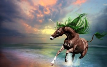 Fantasy - Unicorn Wallpapers and Backgrounds ID : 489750