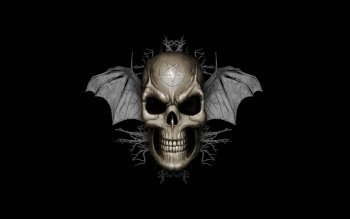 Dark - Skull Wallpapers and Backgrounds ID : 489801