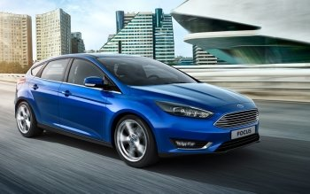 Vehicles - 2015 Ford Focus Wallpapers and Backgrounds ID : 490706