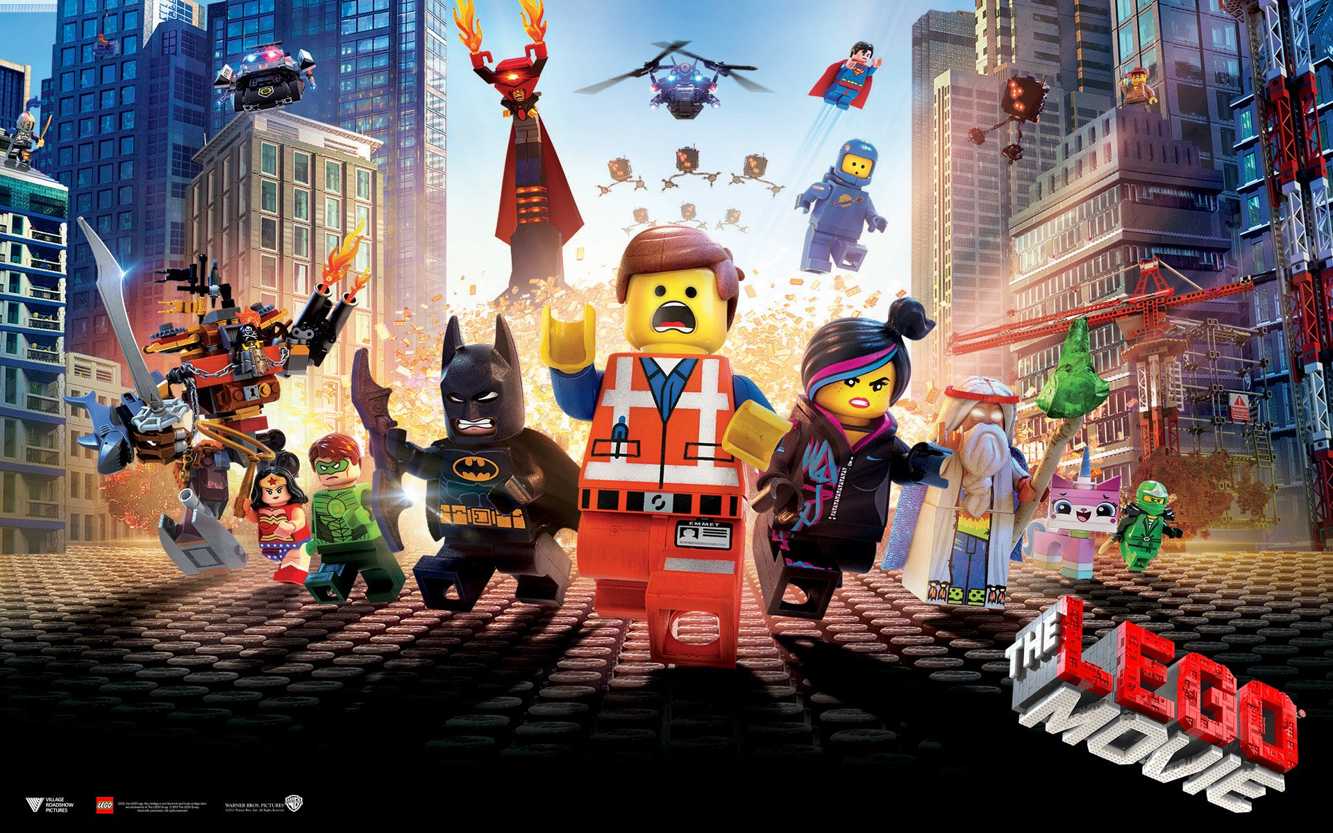115 the lego movie hd wallpapers | background images - wallpaper abyss