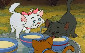 Cartoni - Aristocats Wallpapers and Backgrounds ID : 491224
