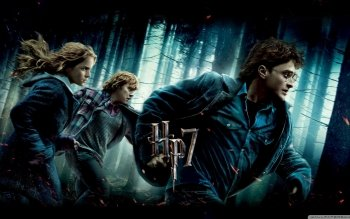Movie - Harry Potter And The Deathly Hallows: Part 2 Wallpapers and Backgrounds