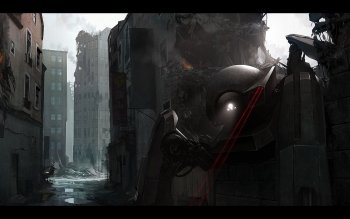 Science-Fiction - Roboter Wallpapers and Backgrounds ID : 491565