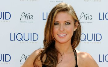 Berühmte Personen - Audrina Patridge Wallpapers and Backgrounds ID : 491715