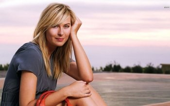 Sports - Maria Sharapova Wallpapers and Backgrounds ID : 492170