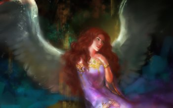 Fantasy - Angel Wallpapers and Backgrounds ID : 492555