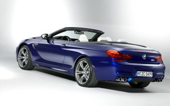 Vehicles - BMW M6 Convertible Wallpapers and Backgrounds ID : 492571