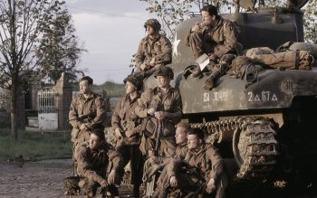TV-program - Band Of Brothers Wallpapers and Backgrounds ID : 492595