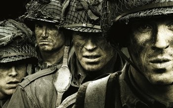Televisieprogramma - Band Of Brothers Wallpapers and Backgrounds ID : 492597