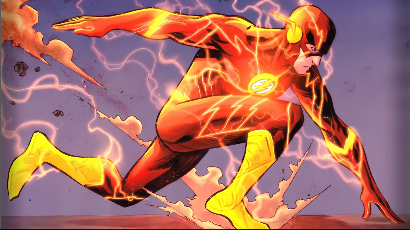 Reverse Flash New 52 Wallpaper Flash New 52 Computer ...