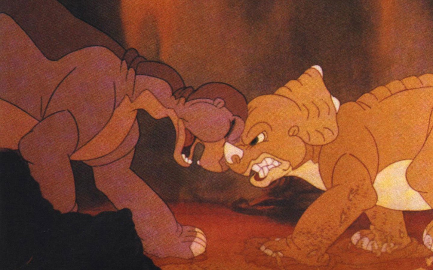 The Land Before Time Wallpaper And Background Image 1440x900