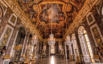 Man Made - Palace Of Versailles Wallpapers and Backgrounds ID : 493004