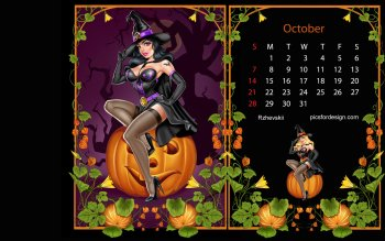 Holiday - Halloween Wallpapers and Backgrounds ID : 493568